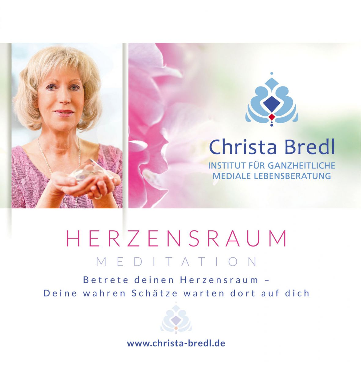CD-Cover Herzensraum Meditation