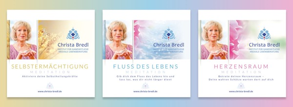 Christa Bredl Meditation-CDs
